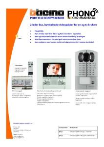Videopakke Linea2000