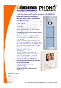 Videopakker NewSfera/Class100